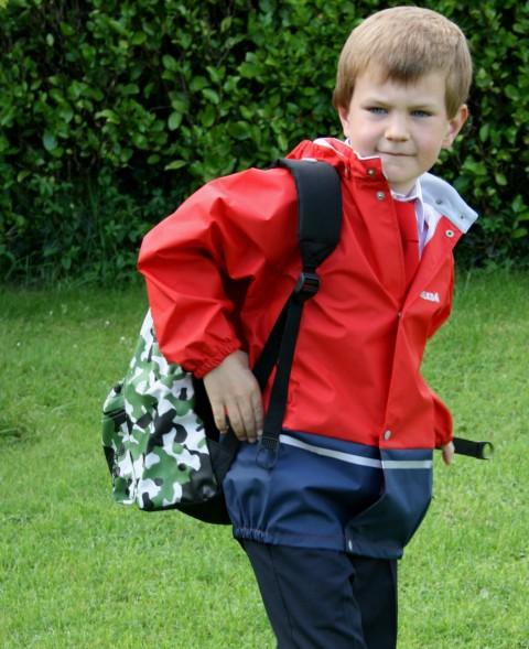 Everyday Jacket and School Bag