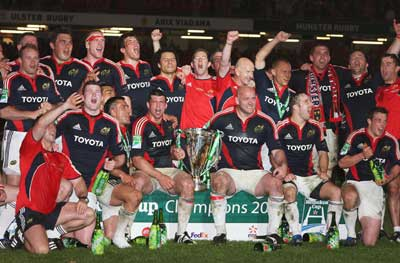 Munster Rugby Team