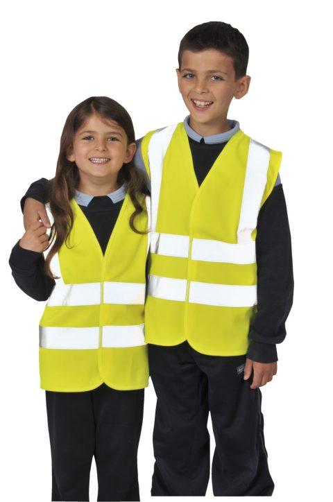 Kids High Visibility Vest