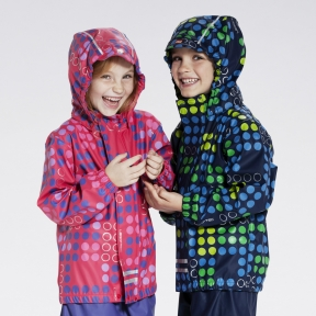 Lego Rainwear at PuddleDucks